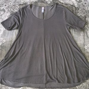 Grey Lulaore Perfect T